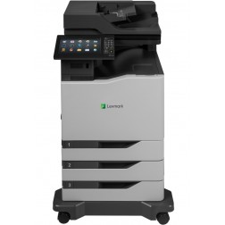 Lexmark CX860dte - All-in-One Laserprinter - Licht beschadigde verpakking