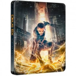 Deus Ex: Mankind Divided - Steelbook - Eidos Interactive