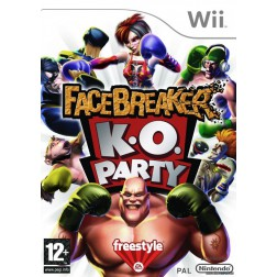 FaceBreaker: K.O. Party - Wii