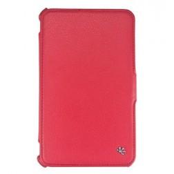 Gecko Covers Slimfit hoes voor ASUS MeMO Pad 7 (ME176) - Rood