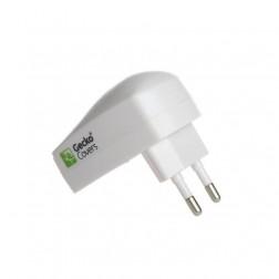 Gecko USB Reislader Universeel voor E-readers