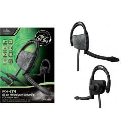 Gioteck EX-03 Headset - Zwart (Xbox 360)