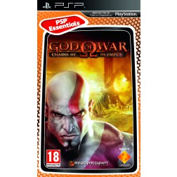 God Of War: Chains Of Olympus - Essentials Edition | PSP
