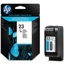 HP 23 - Inktcartridge / Cyaan / Magenta / Geel