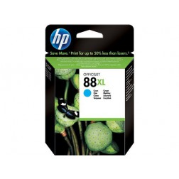 HP 88XL - Inktcartridge / Cyaan