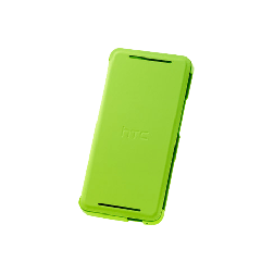 HTC Double Dip Flip Case HC V841 HTC One (Green)