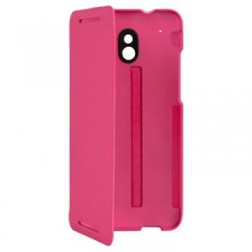 HTC One Mini Hard Shell Case with Flip Cover