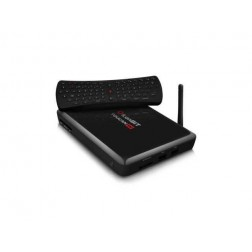 IconBIT Toucan W Box Media Player - Zwart