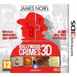 James Noir's: Hollywood Crimes 3D - 2DS + 3DS