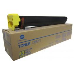 Konica Minolta TN-711Y (A3VU250) toner geel (origineel)