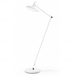 LaForma Glizz - Vloerlamp - Wit