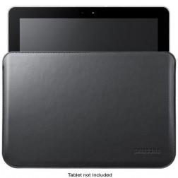 Lederen Pouch voor Samsung Galaxy Tab 8.9 - Zwart (EFC-1C9LBECSTD)