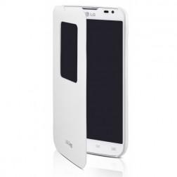 LG Quick Window flipcover voor LG L90 - Wit