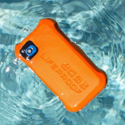 LifeProof LifeJacket Case voor Apple iPhone 4/4s - Oranje