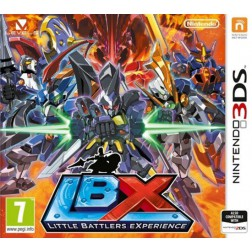 Little Battlers eXperience - 2DS + 3DS (Verzegeld)