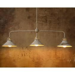 Lucide BERKLEY - Hanglamp - Antiek wit