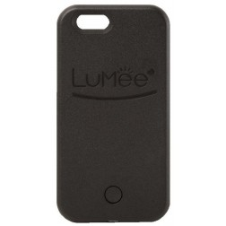 LuMee lighted cover voor de Apple iPhone 6/6s - Zwart