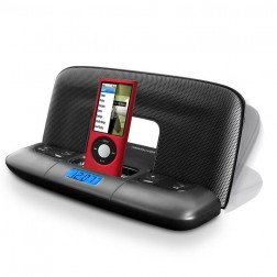Memorex MI2290BLK - iPod Dockingstation - Zwart | Showmodel