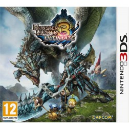Monster Hunter 3 Ultimate - 2DS + 3DS