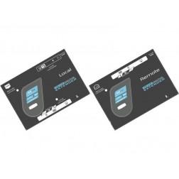 NewStar UTP KVM Extender NS560UTP/USB KVM-uitbreider - USB + Audio