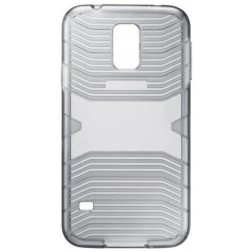 Samsung Back Cover voor Galaxy S5 - Grijs