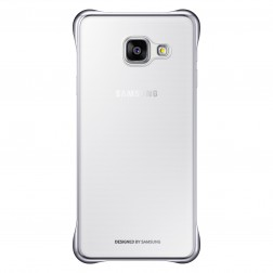 Samsung clear cover - zilver - voor Samsung A310 Galaxy A3 2016