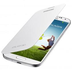 Samsung Flip Cover voor Samsung Galaxy S4 - Wit