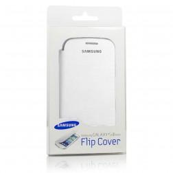 Samsung Flip Cover voor de Samsung Galaxy S3 Mini | Wit