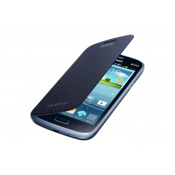 Samsung I8260 Galaxy Core Flip Cover | Blauw