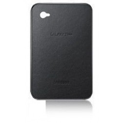 Samsung Lederen Beschermhoes voor de Samsung Galaxy Tab - Zwart