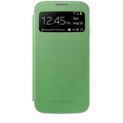 Samsung S View Cover voor Samsung Galaxy S4 - Groen