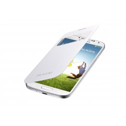 Samsung S View Cover voor Samsung Galaxy S4 | Wit