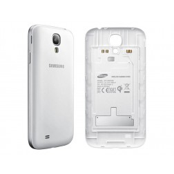 Samsung Wireless Charging Case voor Galaxy S4 - Wit