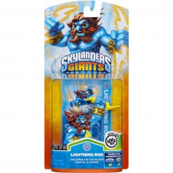 Skylanders Trap Team - Sure Shoot Schroomboom + Giants - Lightning Rod