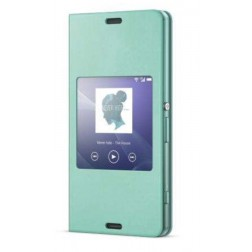 Sony SmartStyle Cover SCR26 - Hoesje voor Xperia Z3 compact - Groen