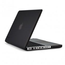 Speck SeeThru Cover voor MacBook Pro - Laptop Sleeve / 13 inch / Zwart