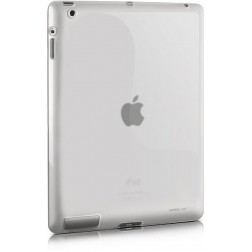 Speedlink, CURB Soft Protector Case for iPad 3 / 4 (Frosted / Clear)