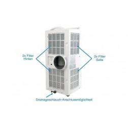 Suntec Impuls 2.6+ Mobiele Airco