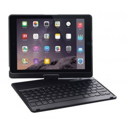 Targus Versatype Hard Shell Keyboard Case (AZERTY) iPad Air 2 - Tablethoes | Let op: Frans/Belgische toetsindeling