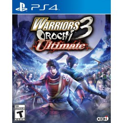 Warriors Orochi 3 Ultimate | PS4 | Zonder hoesje