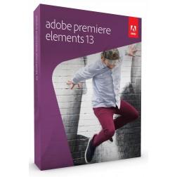 Adobe Premiere Elements 13 - Nederlands / Windows / DVD