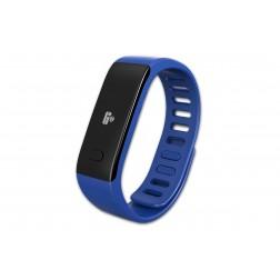 MyKronoz ZeFit2 stappenteller - blauw/zilver