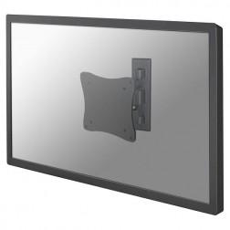 NewStar FPMA-W810 - Draaibare muurbeugel - Geschikt voor tv's van 10 t/m 24 inch - Zwart