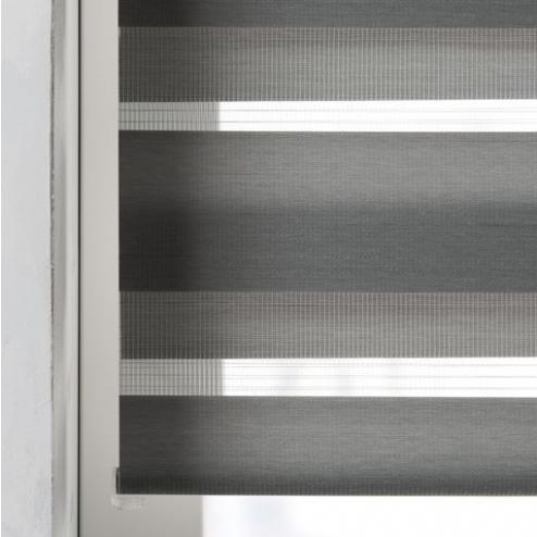 Pure Living - Duo rolgordijn Lichtdoorlatend Dew - 80x175 cm