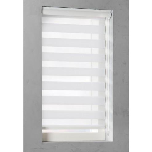 Pure Living - Duo Rolgordijn Lichtdoorlatend White - 60x130 cm