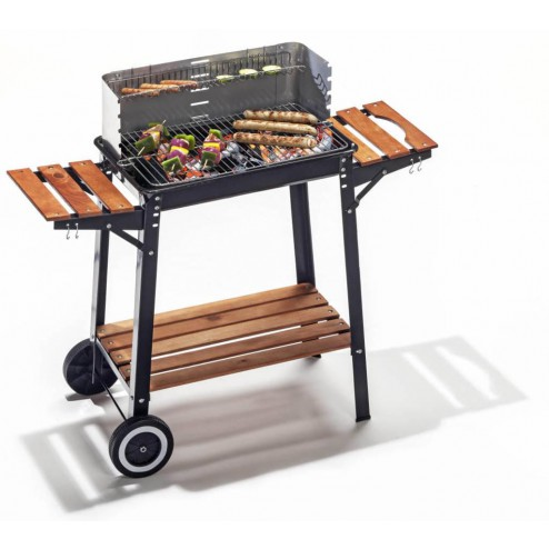 Silvertree Memphis BBQ Grillwagen - Barbecue