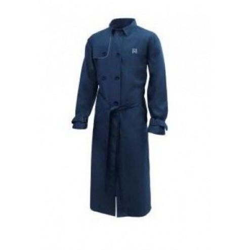 Willex - Trenchcoat - XXL - Marineblauw   Showmodel