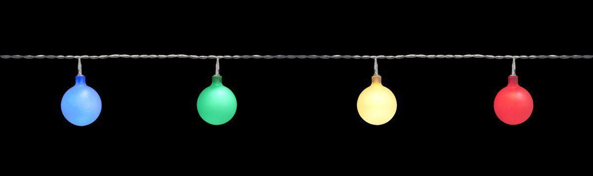 cbd partyverlichting 48 meter feestverlichting 24 lampen multi kleuren