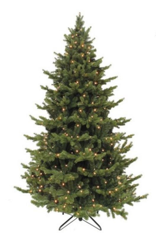 Triumph Tree Sherwood Kunstkerstboom - 120 cm hoog - Met verlichting ...