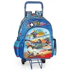 Disney Planes - Rugzaktrolley - Kinderen - Blauw | Showmodel
